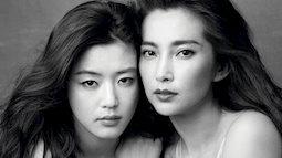 Ảnh tạp chí huyền thoại 10 năm trước gây tranh cãi vì 1 vấn đề: 2 đại mỹ nhân Hoa - Hàn Lý Băng Băng và Jeon Ji Hyun đọ sắc, ai đẹp hơn?