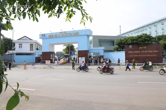 Bệnh viện K - cơ sở Tân Triều