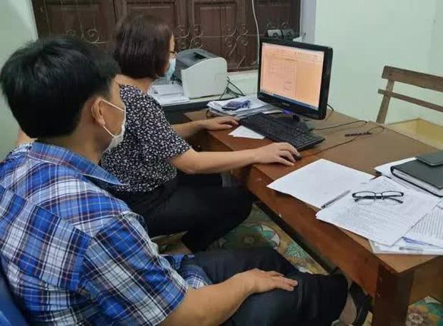 Nghệ An: Phong tỏa 5 thôn và 1 bệnh viện, cả thị xã Hoàng Mai giãn cách xã hội  - Ảnh 2.
