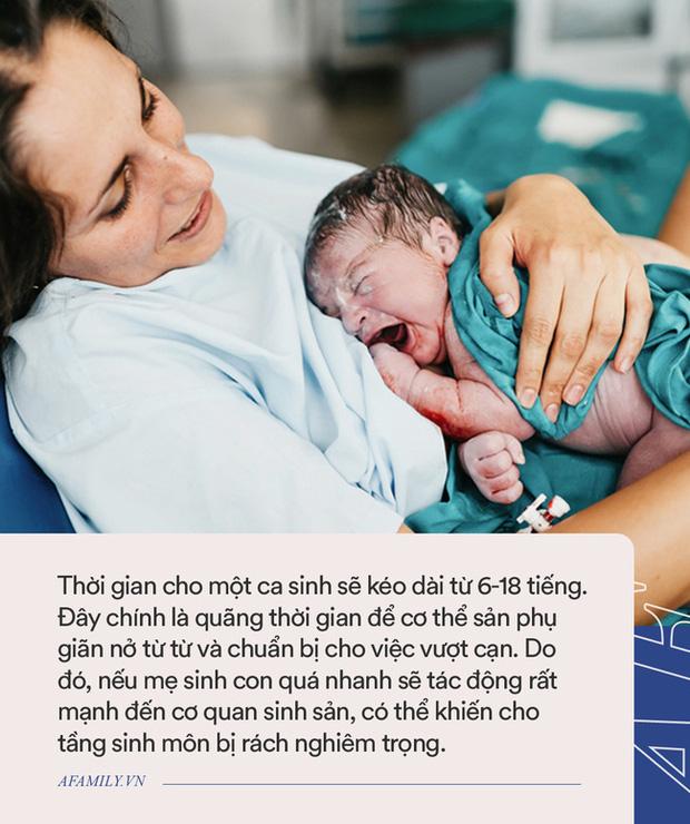 Sản phụ đẻ nhanh nhất thế giới: Vừa nhắn tin cho bạn báo mình không ổn, 27 giây sau ẵm luôn em bé trên tay - Ảnh 4.