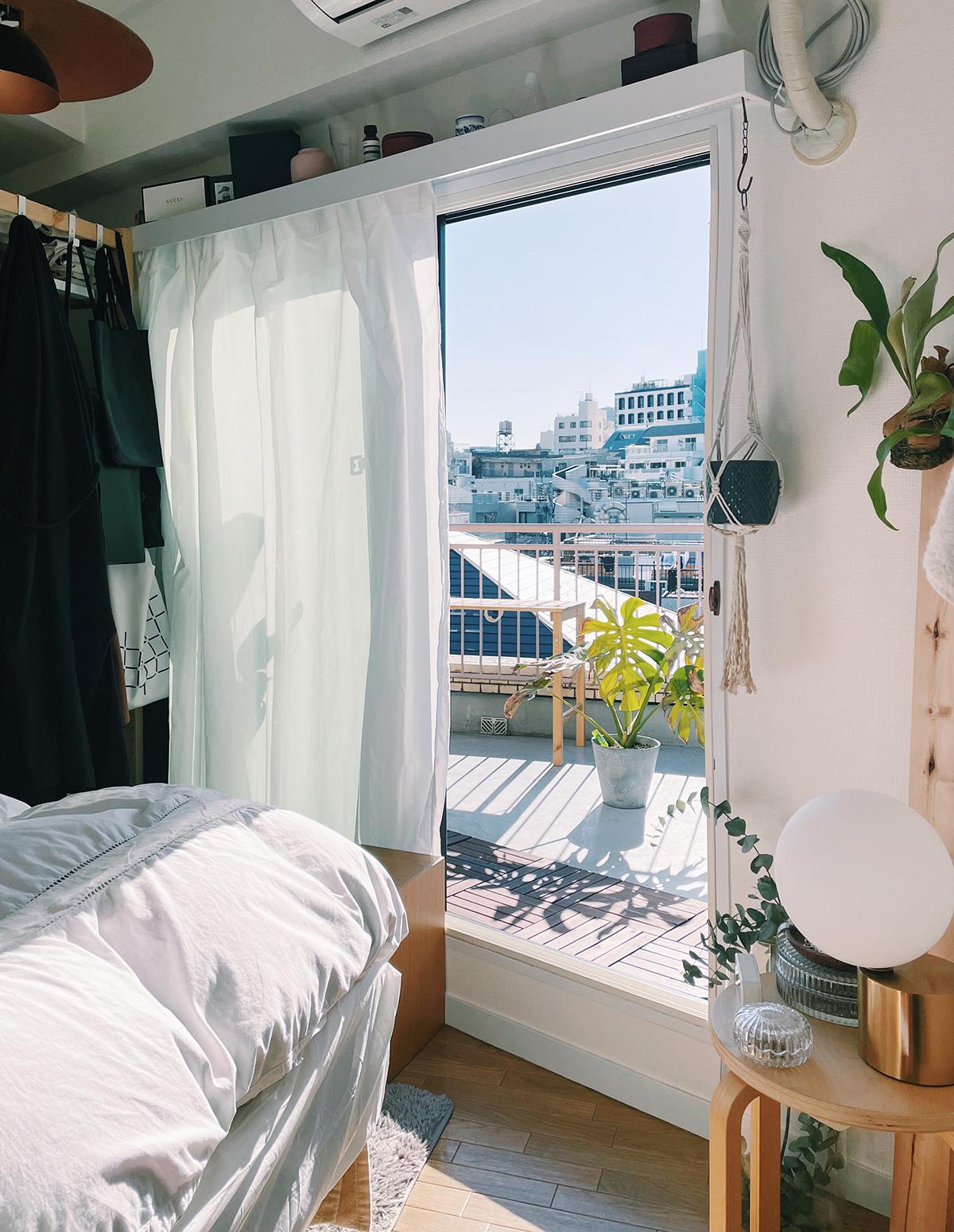 Căn hộ 33m2 có hiên nhà ngập nắng của nữ kiến trúc sư ở thủ đô - Ảnh 14.
