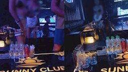 Công an Vĩnh Phúc vào cuộc xác minh loạt clip nhạy cảm được cho là ở quán bar Sunny