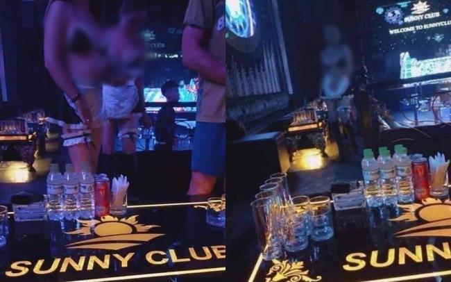 Công an Vĩnh Phúc vào cuộc xác minh loạt clip nhạy cảm được cho là ở quán bar Sunny - Ảnh 2.