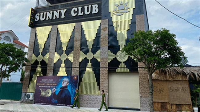 Vĩnh Phúc: Xác minh clip nhạy cảm được cho là ở quán karaoke Sunny - Ảnh 1.