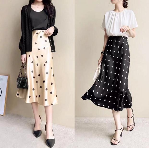 14 set váy áo xinh xắn nhẹ nhàng, để bạn có được style chuẩn nữ chính phim Hàn - Ảnh 1.