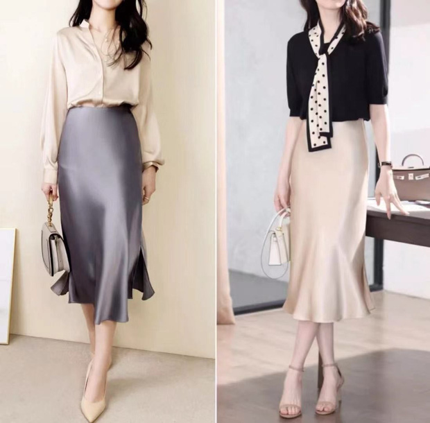 14 set váy áo xinh xắn nhẹ nhàng, để bạn có được style chuẩn nữ chính phim Hàn - Ảnh 4.