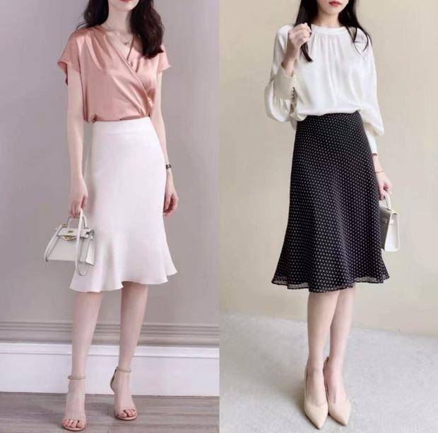 14 set váy áo xinh xắn nhẹ nhàng, để bạn có được style chuẩn nữ chính phim Hàn - Ảnh 5.