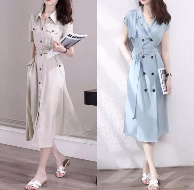 14 set váy áo xinh xắn nhẹ nhàng, để bạn có được style chuẩn nữ chính phim Hàn - Ảnh 6.