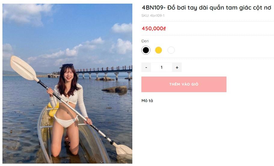Bikini của Lan Ngọc đang hot lắm, kín đáo mà vẫn sexy, chỉ hơn trăm nghìn là các nàng tậu được - Ảnh 8.