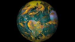 Gần 1/5 diện tích đất liền trên Trái đất bị biến đổi trong 60 năm qua