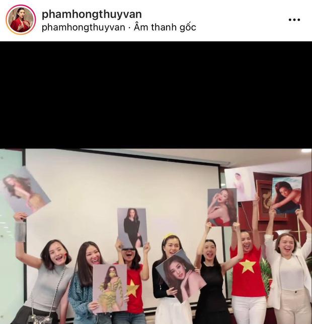 Khánh Vân có chia sẻ đầu tiên sau Bán kết Miss Universe 2020, nói 1 câu mà dàn sao Vbiz đồng loạt trầm trồ và động viên - Ảnh 8.