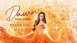 Khánh Vân có chia sẻ đầu tiên sau Bán kết Miss Universe 2020, nói 1 câu mà dàn sao Vbiz đồng loạt trầm trồ và động viên