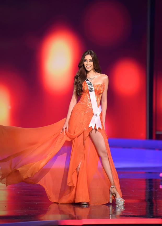 Missosology công bố top 15 trang phục dạ hội đẹp nhất Miss Universe 2020, Khánh Vân thể hiện xuất sắc có đủ sức leo top? - Ảnh 17.