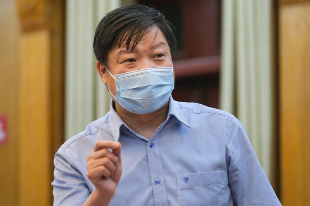 7 - 10 ngày tới là giai đoạn dịch cấp tính tại Bắc Giang, số ca bệnh sẽ tăng nhanh - Ảnh 1.