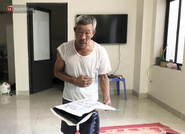 Linh tính kỳ lạ khiến gia đình phát hiện 4 trang nhật ký giấu trong tập hồ sơ bệnh án của chị họ anh Nguyễn Ngọc Mạnh sau khi mất - Ảnh 4.