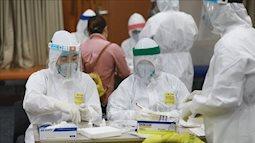 Tái lập Bệnh viện Dã chiến số 2 Hải Dương, đón 150 bệnh nhân Bệnh viện K Trung ương