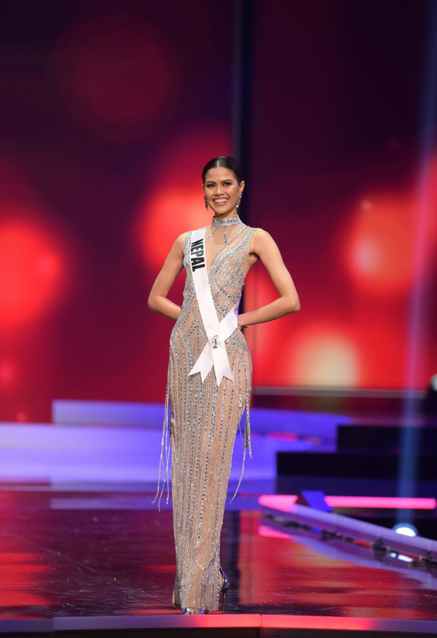Missosology công bố top 15 trang phục dạ hội đẹp nhất Miss Universe 2020, Khánh Vân thể hiện xuất sắc có đủ sức leo top? - Ảnh 13.