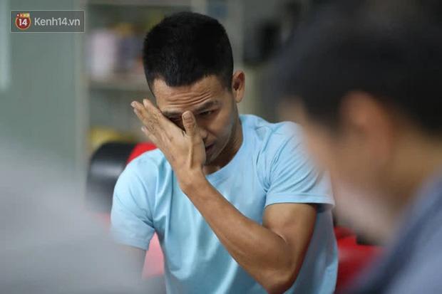 Linh tính kỳ lạ khiến gia đình phát hiện 4 trang nhật ký giấu trong tập hồ sơ bệnh án của chị họ anh Nguyễn Ngọc Mạnh sau khi mất - Ảnh 2.