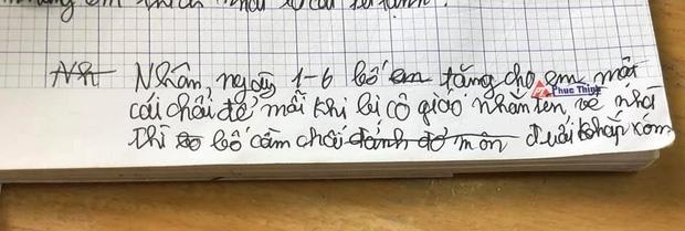Học trò lớp 1 trổ tài viết văn miêu tả siêu lầy, người lớn đọc vào chỉ biết ôm bụng cười vì quá sức sáng tạo! - Ảnh 2.