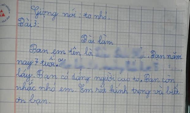 Học trò lớp 1 trổ tài viết văn miêu tả siêu lầy, người lớn đọc vào chỉ biết ôm bụng cười vì quá sức sáng tạo! - Ảnh 6.