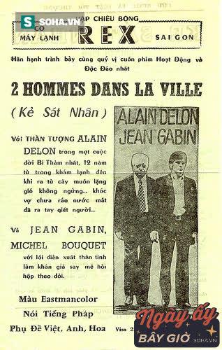 REX: Từ gara ô tô 2 lầu thành rạp phim xa hoa hàng đầu Đông Nam Á, sau 60 năm vẫn là nơi lộng lẫy bậc nhất Sài Gòn - Ảnh 4.