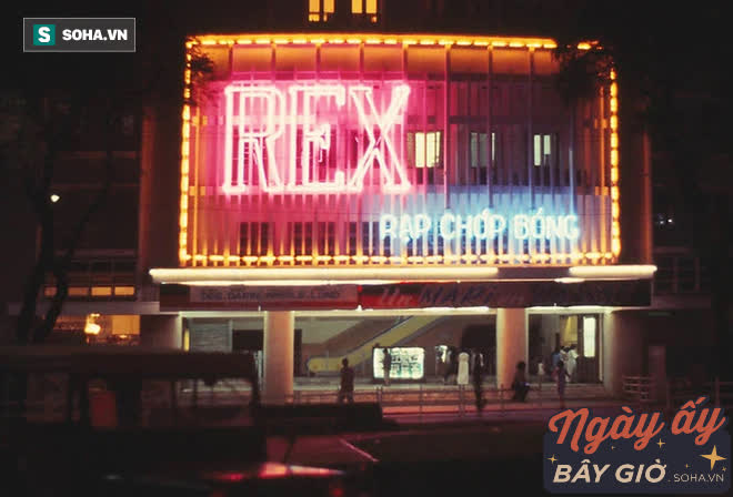 REX: Từ gara ô tô 2 lầu thành rạp phim xa hoa hàng đầu Đông Nam Á, sau 60 năm vẫn là nơi lộng lẫy bậc nhất Sài Gòn - Ảnh 3.