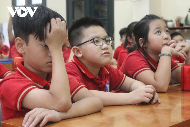 Nhiều trường tại Hà Nội hoãn thi đánh giá năng lực vào lớp 6  - Ảnh 1.