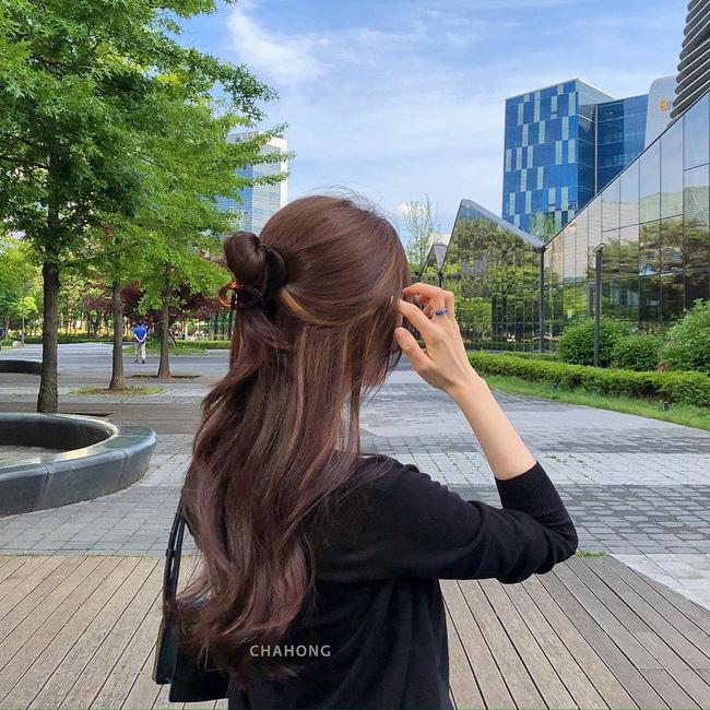 5 tông màu nhuộm chuẩn style Hàn Quốc: Không cần tẩy tóc, tự nhuộm ở nhà vẫn lên màu đẹp mê ly - Ảnh 3.