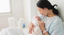 Chỉ cần nhớ những nguyên tắc này, mẹ không cần lo đến biến chứng hậu sản sau sinh
