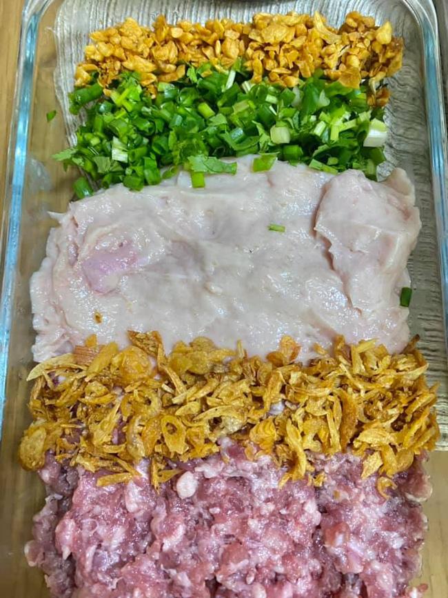 Gái đảm gợi ý cách làm món vằn thắn và nem rán miền Nam trữ đông cho cả tuần, dịch dã ở nhà cũng chẳng lo gầy xọp kilogam nào! - Ảnh 3.