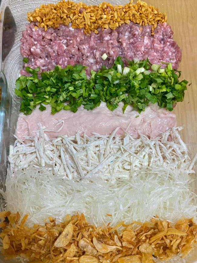 Gái đảm gợi ý cách làm món vằn thắn và nem rán miền Nam trữ đông cho cả tuần, dịch dã ở nhà cũng chẳng lo gầy xọp kilogam nào! - Ảnh 9.