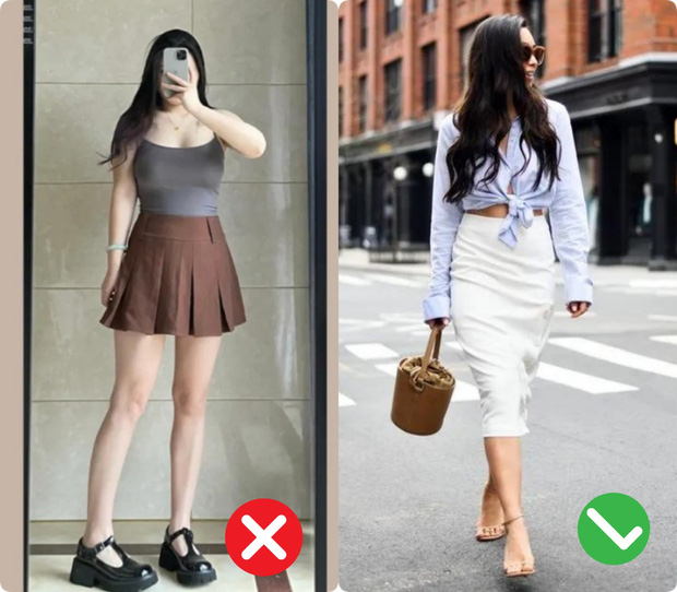 Những điều không và nên khi chọn đồ cho dáng người quả lê, cẩn thận kẻo thành thảm hoạ thời trang là mệt đấy! - Ảnh 8.