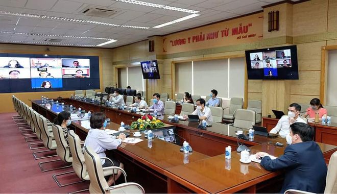 Sau Nga, hãng vắc xin Mỹ sẽ nghiên cứu khả năng chuyển giao công nghệ sản xuất vắc xin Covid-19 cho Việt Nam - Ảnh 1.