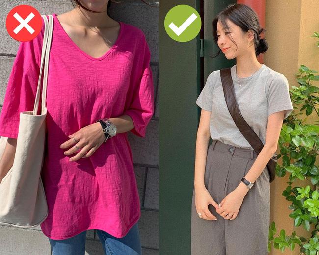 4 mẫu áo dễ khiến các chị em 30+ mất điểm phong cách, tốt nhất là không nên mua - Ảnh 1.