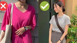 4 mẫu áo dễ khiến các chị em 30+ mất điểm phong cách, tốt nhất là không nên mua