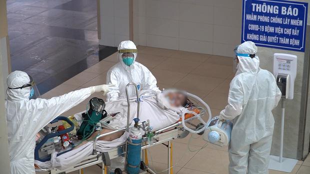 BV Bệnh Nhiệt đới chuẩn bị 400 giường tiếp nhận điều trị Covid-19, TP.HCM có 9 bệnh nhân nặng, 4 ca phải chạy ECMO - Ảnh 1.