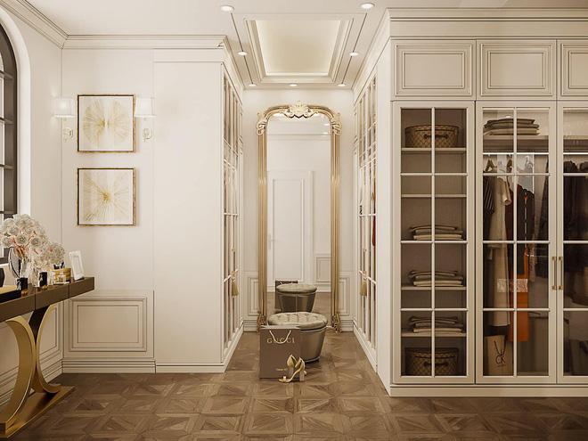 Lệ Quyên khoe nội thất phòng riêng sang trọng trong căn biệt thự tậu sau khi ly hôn - Ảnh 2.