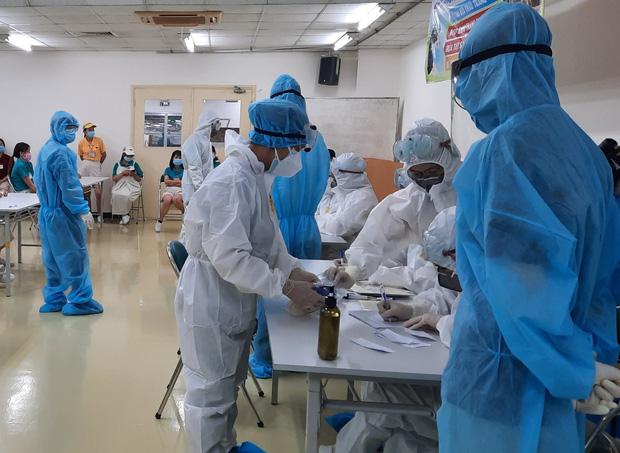 TP.HCM: Phát hiện nữ công nhân làm việc tại khu chế xuất Tân Thuận mắc Covid-19 - Ảnh 1.