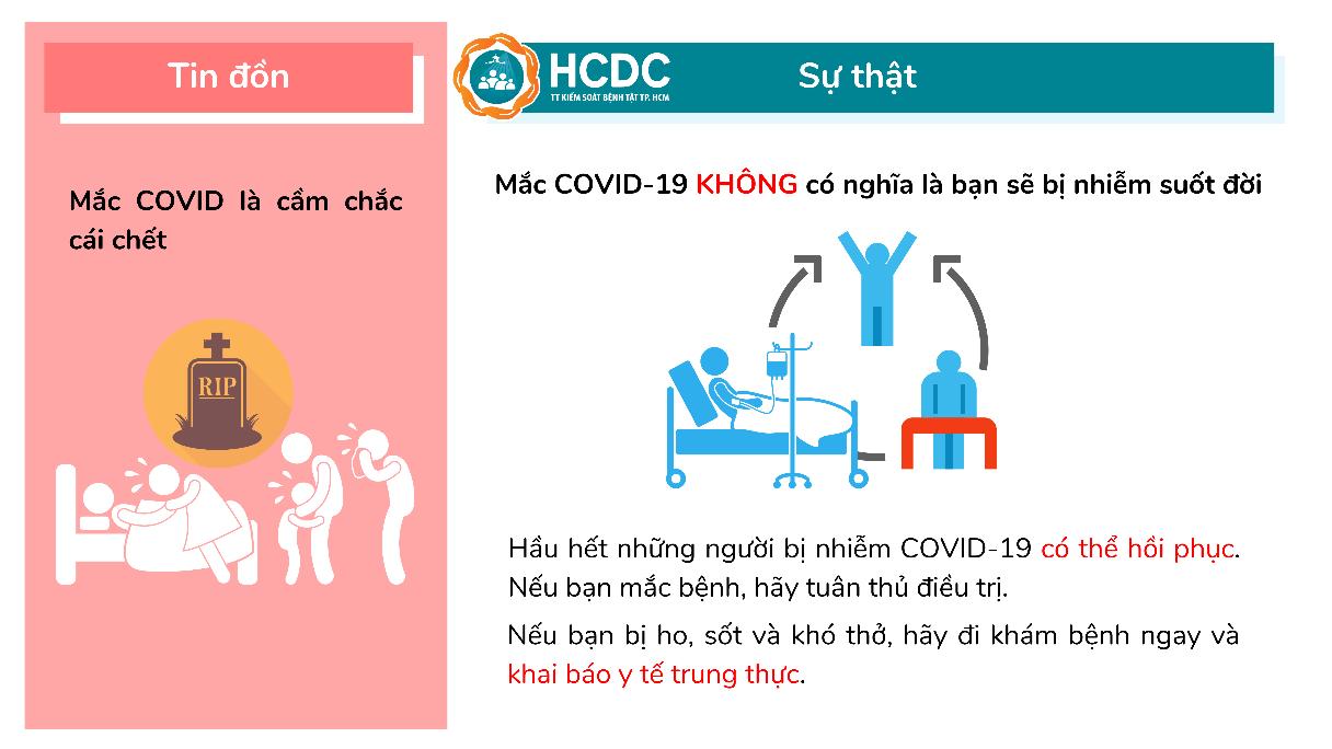 13 hiểu lầm phổ biến trong mùa dịch COVID-19, nhiều người vẫn