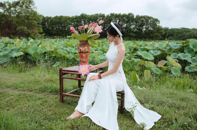 Con gái Hiệp Gà 17 tuổi: Phổng phao, cao lớn, được khuyên đi thi Hoa hậu - Ảnh 3.