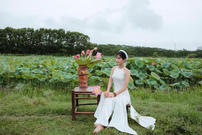Con gái Hiệp Gà 17 tuổi: Phổng phao, cao lớn, được khuyên đi thi Hoa hậu - Ảnh 1.