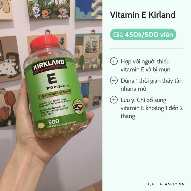 Uống Collagen và Vitamin E, cô nàng ưng hết nấc vì tàn nhang mờ hẳn mà da còn trắng hồng lên trông thấy - Ảnh 2.