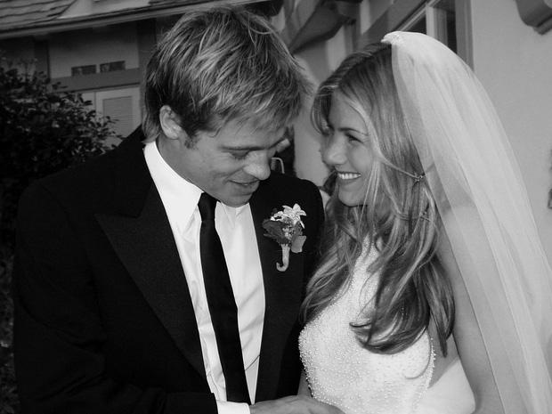 Hôn nhân đầu tiên của Brad Pitt: Tỏ tình trên thảm đỏ rồi toang vì tiểu tam Angelina, từ thù thành bạn với vợ cũ sau 15 năm - Ảnh 5.