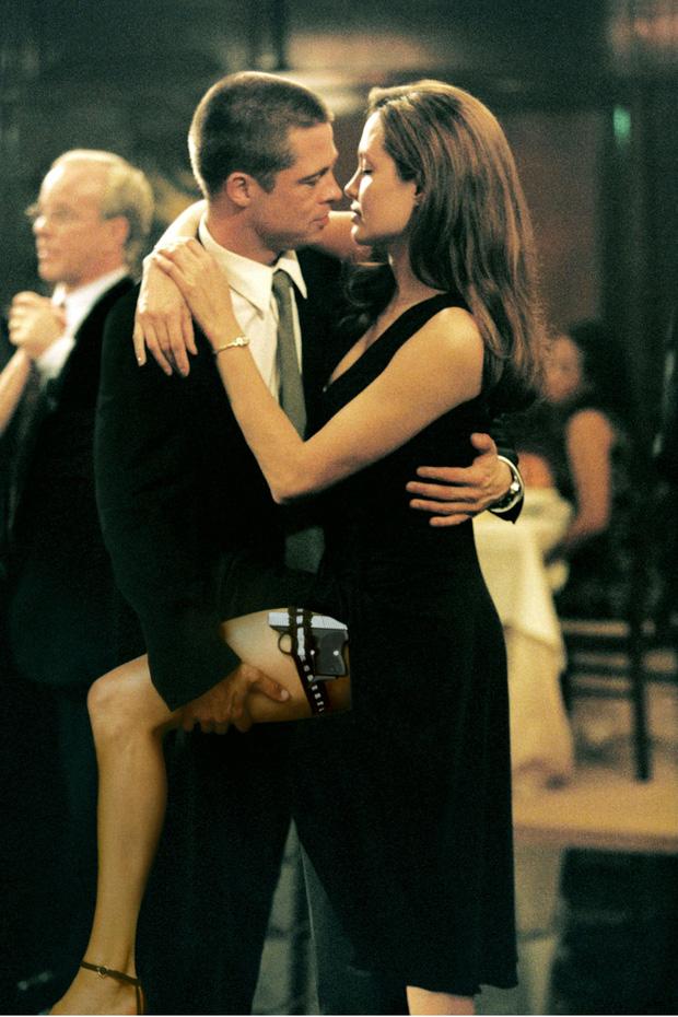 Hôn nhân đầu tiên của Brad Pitt: Tỏ tình trên thảm đỏ rồi toang vì tiểu tam Angelina, từ thù thành bạn với vợ cũ sau 15 năm - Ảnh 8.