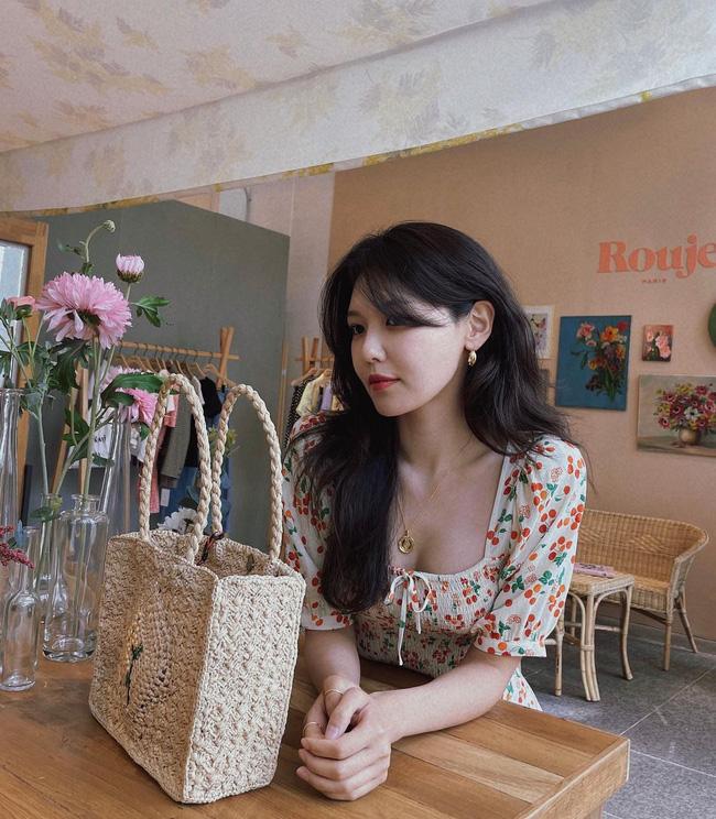 Mỹ nhân SNSD diện váy đẹp mê theo style Pháp, hội chị em 30+ lại có thêm nhiều ý tưởng mặc đẹp   - Ảnh 2.