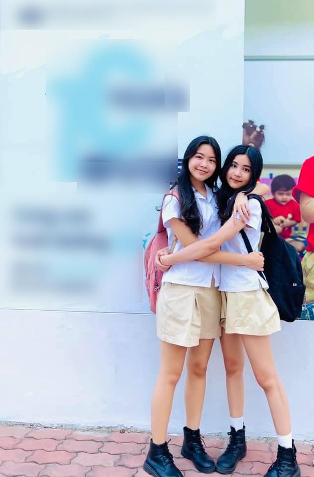 Hình ảnh thay đổi sau 10 năm của hai con gái Quyền Linh: Ngày nào còn bé xíu giờ đã là 2 thiếu nữ xinh đẹp  - Ảnh 2.