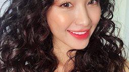 Diện tóc xù mì đẹp nhất Vbiz chắc chắn là Khánh Linh!