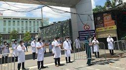 Bệnh viện K dỡ phong toả từ trưa 14/6: 1.000 chuyến xe đưa bệnh nhân và người nhà về quê