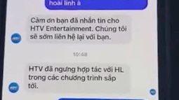 Phía NS Hoài Linh đáp trả gay gắt về thông tin bị HTV cấm sóng