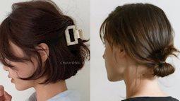 5 cách tạo kiểu để nàng tóc ngắn xinh tươi mỗi ngày, không bị nhạt nhẽo